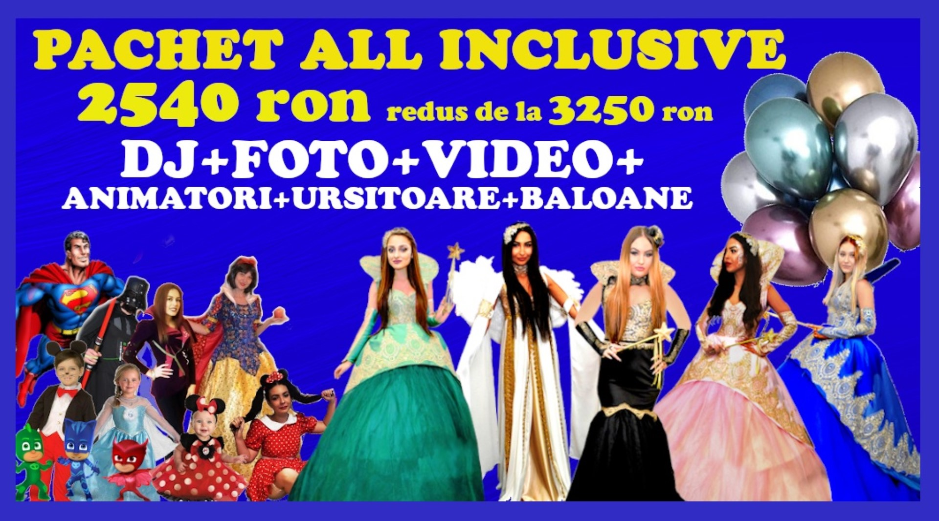 ALL INCLUSIVE (Large)